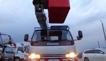 Автовышка 19 м телескопическая