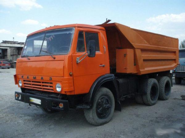 Самосвал КАМАЗ 13т, объем кузова 10 м.куб