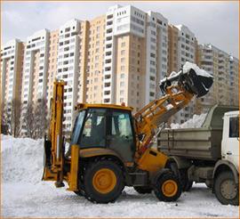 Тарифы и цены на уборку и вывоз снега