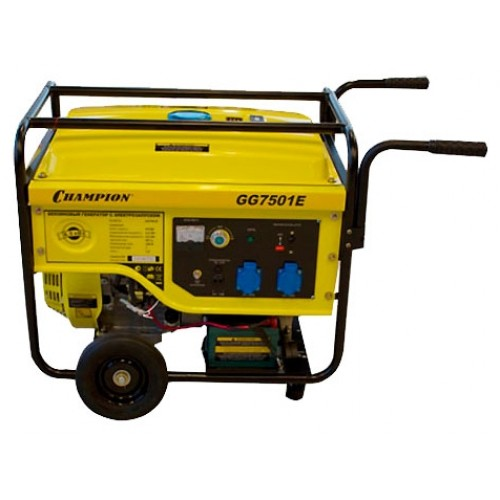 Электрогенератор 6 кВт