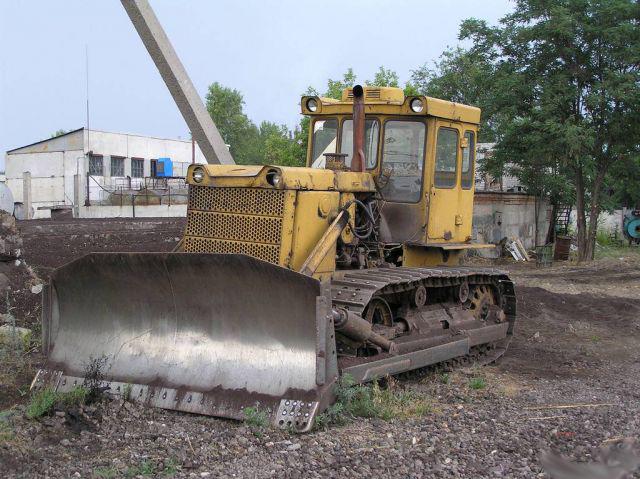 Бульдозер Т-170, масса 17т
